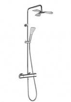 KLUDI DUAL SHOWER SYSTEM - Душевая система с термостатом 6709505-00