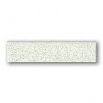 TUBADZIN Tartan 3 - Плинтус керамогранитный, белый, 33,3x8 см 5907602100297