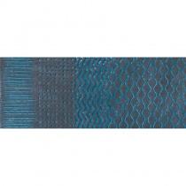 NAXOS CERAMICHE Raku Symbol Turquoise 100164 - Керамическая плитка настенная, синяя, 26x60,5 см 524658
