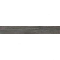CISA CERAMICHE Pierwood Black Rt. 0155581 - Керамогранитная плитка напольная, серая, 20х120 см 527081