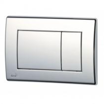 ALCAPLAST Кнопка слива, глянцевый хром M271