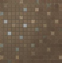 ATLAS CONCORDE Marvel Bronze Gold Mosaic - Мозаика керамическая настенная, коричневая, 30,5х30,5 см ASCT
