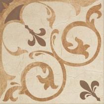 ATLAS CONCORDE Style Rosone Crema Marfil - Керамогранитная плитка напольная, наружная, бежевая, 45х45 см ALO5