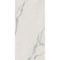 AVA LA FABBRICA I Marmi Statuario - Керамогранитная плитка универсальная, наружная, белая, 160x320 см 083003