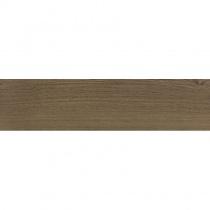 DOMINO CERAMIKA Wood Oak Brown STR - Керамогранитная плитка напольная, коричневая, 14,8x59,8 см  5900199154285