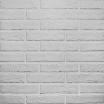 RONDINE Tribeca J85888 White - Керамогранитная плитка универсальная, серая, 6x25 см 511945