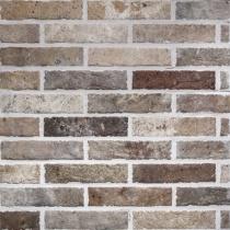 RONDINE Tribeca J85885 Multicolor - Керамогранитная плитка универсальная, коричневая, 6x25 см 511944