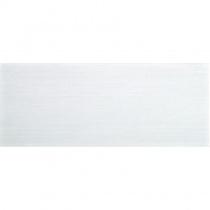 CERAMIKA KONSKIE Oxford White - Керамическая плитка настенная, белая, 20x50 см 5905957072047