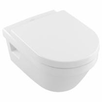 Villeroy&Boch Omnia Architectura DirectFlush 5684HRR1 унитаз безободковый с покрытием Ceramic Plus