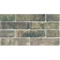 MONOPOLE Jerica Grafito - Керамогранитная плитка универсальная, серая, 7,5x28 см 520255