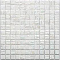 MOSAVIT Bamboo Blanco - Мозаика стеклянная универсальная, белая, 31,6x31,6 см 278338