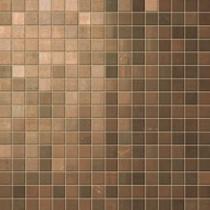 ATLAS CONCORDE Marvel ASMF Bronze Mosaico Lap - Мозаика керамогранитная универсальная, коричневая, 30х30 см 508349