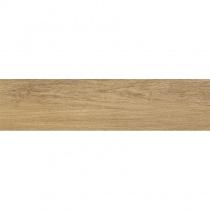 DOMINO CERAMIKA Wood Elm Brown STR - Керамогранитная плитка напольная, коричневая, 14,8x59,8 см  5900199154100