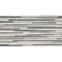 REVIGRES Traffic Mix - Керамическая плитка настенная, серая, 30x60 см 229844