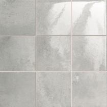 TUBADZIN Epoxy Graphite 1 polished - Мозаика керамогранитная универсальная, серая, 29,8x29,8 см 5900199143289
