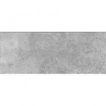 CERAMIKA KONSKIE Amsterdam Grey - Керамическая плитка настенная, серая, 20x50 см 5905957074225