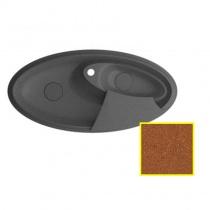 MARMORIN SILVANUS - Гранитная кухонная мойка, цвет тоффи, 1100х540х215 мм 500513018