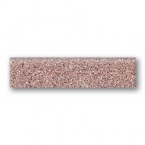 TUBADZIN Tartan 9 - Плинтус керамогранитный, розовый, 33,3x8 см 5907602108101