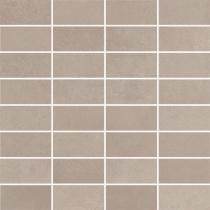 VIVES Massena Mosaico Bessieres Siena - Мозаика керамогранитная универсальная, коричневая, 30x30 см MMBS300