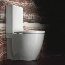 CATALANO VELIS Унитаз напольный моноблочный, цвет Bianco + крепление 1MPVL00+Z3440