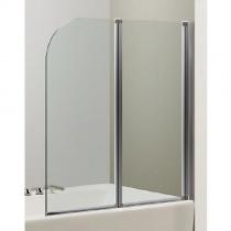 EGER Шторка для ванны 120х138 см 599-121CH