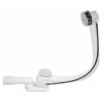 ALCAPLAST Сифон для ванны автомат комплект, металл A55KM