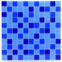 KOTTO GM 4023 C3  мозаика стеклянная 30х30 см GM4023C3