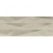 NAXOS CERAMICHE Surface Unever Ash 93365  - Керамическая плитка настенная, серая, 31,2x79,7 см 523735