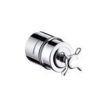 AXOR Montreux - Fixfit Stop шланговое подсоединение, шлифованый никель 16882820