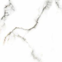 CERAMIKA SANTA CLAUS Carrara poler - Керамогранитная плитка напольная, белая, 60х60 см 686655