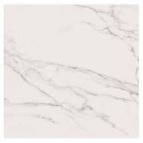 ABK CERAMICHE Sensi Statuario White Sable Ret 1SR01750 - Керамогранитная плитка напольная, белая, 60х60 см 525941