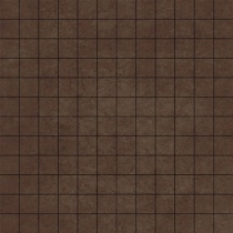 VIVES Ruhr Mosaico Chocolate - Мозаика керамогранитная универсальная, коричневая, 30x30 см RUMCO300