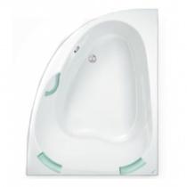 TEIKO SPINELL - Угловая акриловая ванна 180x130 Spinell-180x130