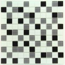 KOTTO GM 4034 C3  мозаика стеклянная 30х30 см GM4034C3