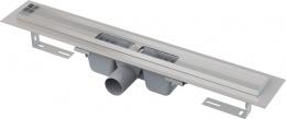 ALCAPLAST APZ1-300 - Водоотводящий желоб с порогами APZ1-300