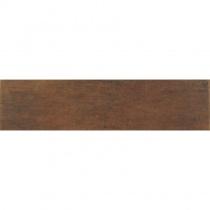 MARAZZI Memories Brown - Керамогранитная плитка напольная, наружная, коричневая, 12,5х50 см MJRR