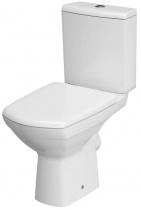 Унитаз CERSANIT CARINA NEW CLEAN ON 011 с бачком и сиденьем дюропласт Soft Close
