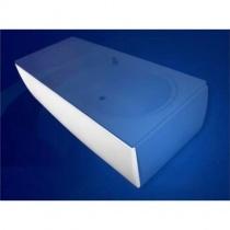 VAGNERPLAST Фронтальная панель для ванны, 170х55 см VPPA17002FP2-01DR