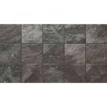 REALONDA Timbao Decor Antracita - Керамогранитная плитка универсальная, наружная, серая, 31,5x56,5 см 500572