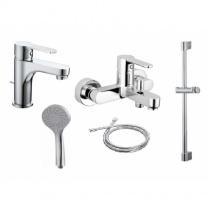 HUBER Набор смесителей для ванны H2 H29K00-1021