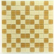 KOTTO GM 4038 C2  мозаика стеклянная 30х30 см GM4038C2