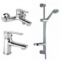 Набор смесителей для ванны Armatura Jadeit 5211-001-00