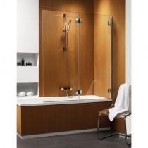 RADAWAY Carena PND R - Шторка для ванной, правая, стекло коричневое, 130х150 см 202201-108R