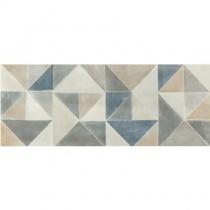 NAXOS CERAMICHE Surface Karioca 93371 - Декор керамический настенный, серый, 31,2x79,7 см 523767