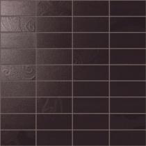 ATLAS CONCORDE Sublime Sienna Mosaic Damask - Мозаика керамическая настенная, коричневая, 20х20 см 2SAI