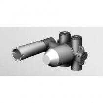 ZUCCHETTI Pan - Скрытая часть смесителя для умывальника R99815