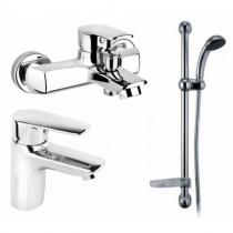 Набор смесителей для ванны Armatura German 4511-001-00