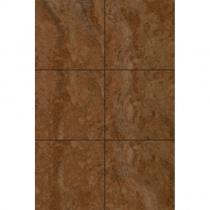 CERROL Antic Maroon - Керамогранитная плитка напольная, наружная, коричневая, 33,3х33,3 см 510665