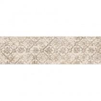 CERAMIKA COLOR Amanda Dekor  Majolika- Декор керамический настенный, бежевый, 25x90 см 5903978230927