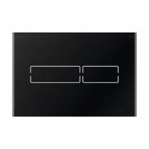 Клавиша смыва сенсорная TECElux Mini Black 9240961
